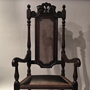 Gothic Revival Arm Chair