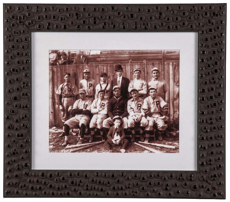 c1900 Baseball Team Photograph