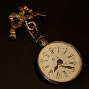 French Bebe or Poupee Pendant Watch circa 1870 / 1880