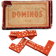 Dominos in Original Box