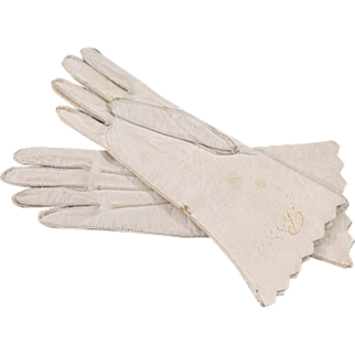 'Perrin' French Fashion Doll Gloves