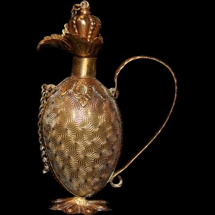 Antique French Perfume Bottle