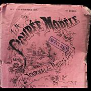 1897 La Poupee Modele Book 'Specimen'