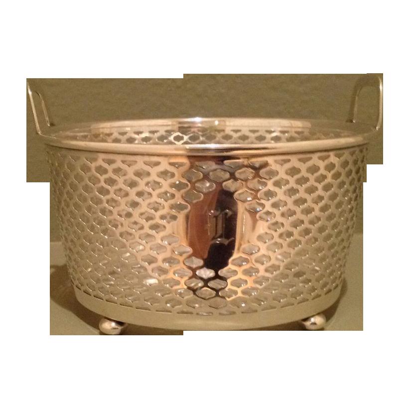 Sterling Tiffany bowl  c.1910