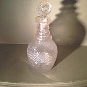 Early 19th cent. American decanter