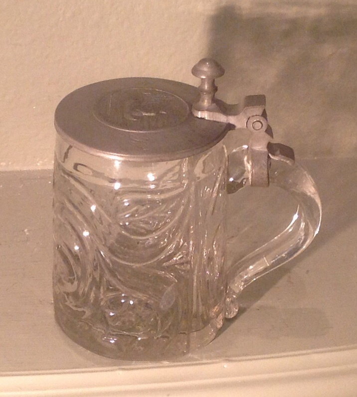 Late 19th century German stein