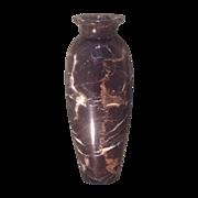 Mid-century Marble vase