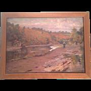 Alden Pierson oil painting