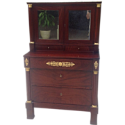 C. 1825  French desk