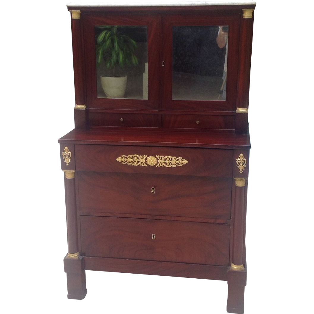 C 1825 french desk from edwinskinner on ruby lane for Furniture 1825
