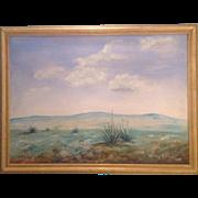C.1939 American western painting