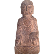 19th cent. Japanese Buddha