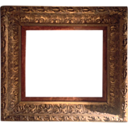 19th cent. Amer. or English frame