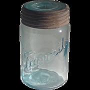 C. 1910 American fruit jar