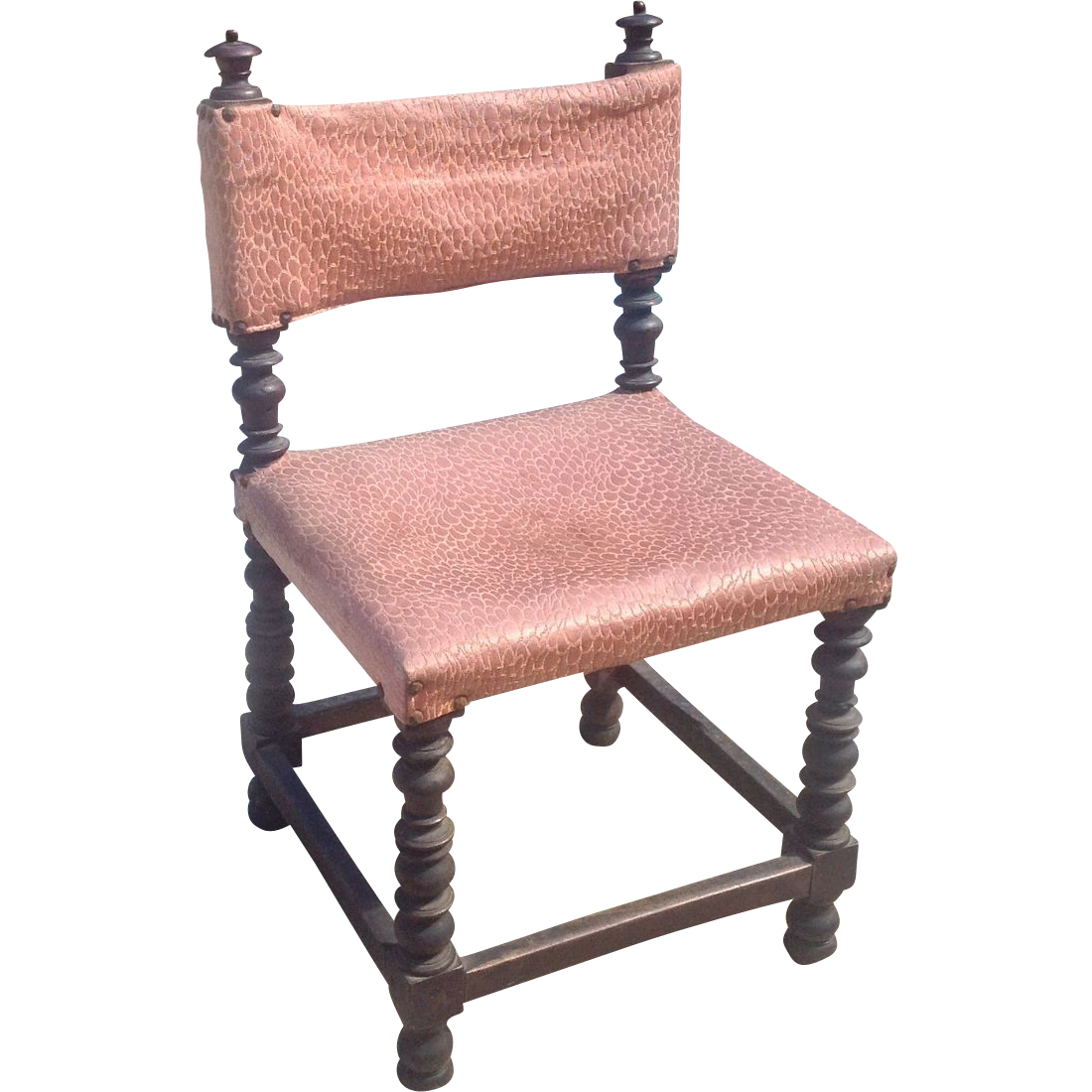 British early 18th cent. Chair