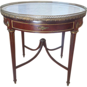19th century French Center Table