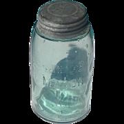 Early 20th c. American Fruit Jar