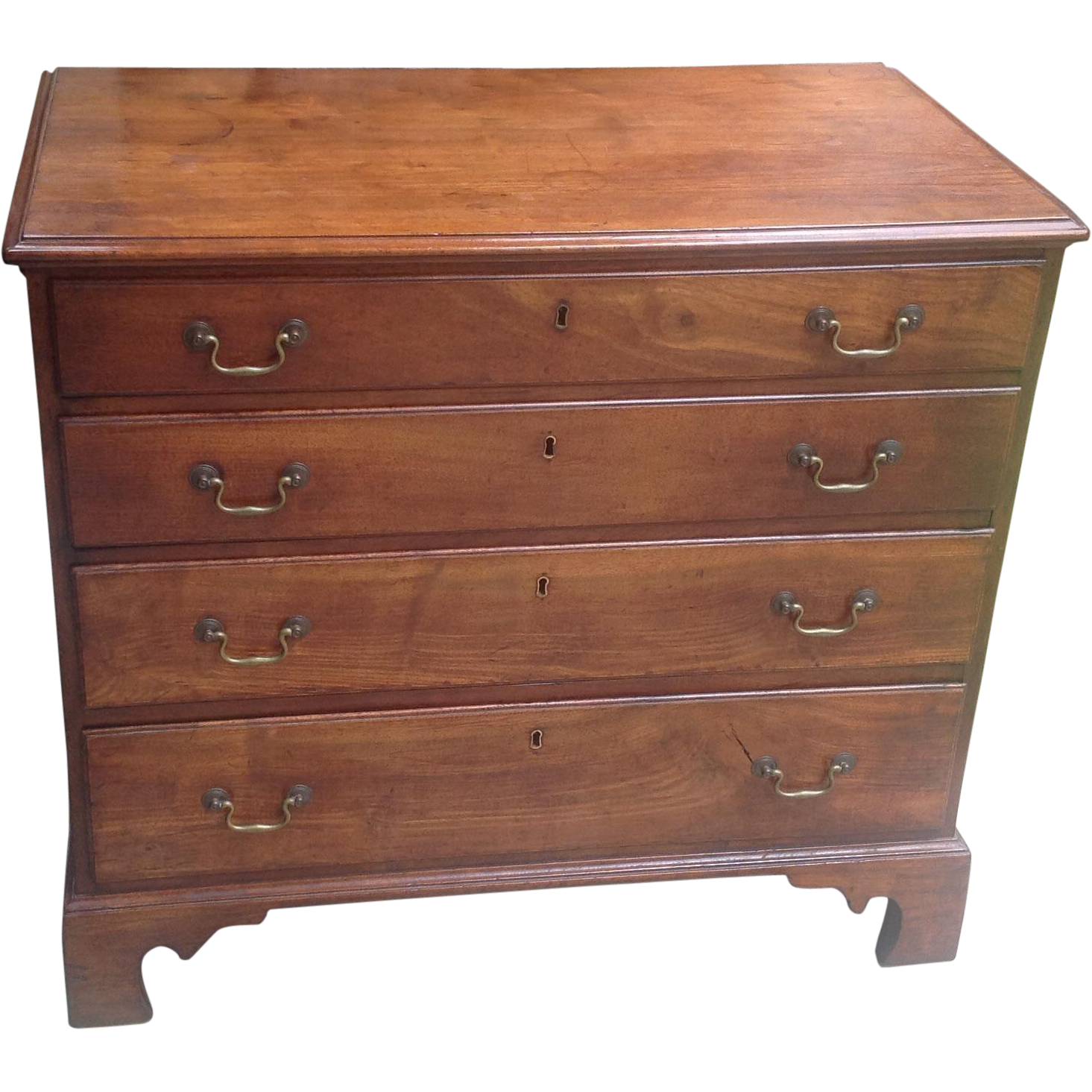 18th c. American Chippendale Chest