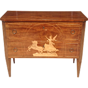 Early 20th c. Continental Commode