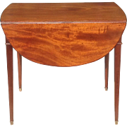 Georgian period pembroke table