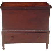 19th c. American Sugar Chest
