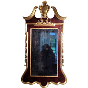 18th c. George II period mirror