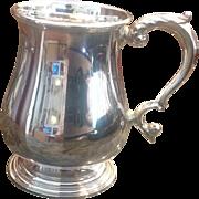 20th c. British Sterling Mug