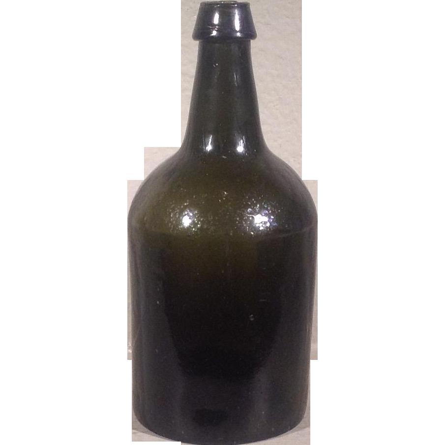 C. 1850 English Tavern Bottle