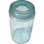 19th c. American Glass Jar
