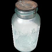 19th c. American Glass Jar