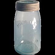 19th c. American Fruit Jar