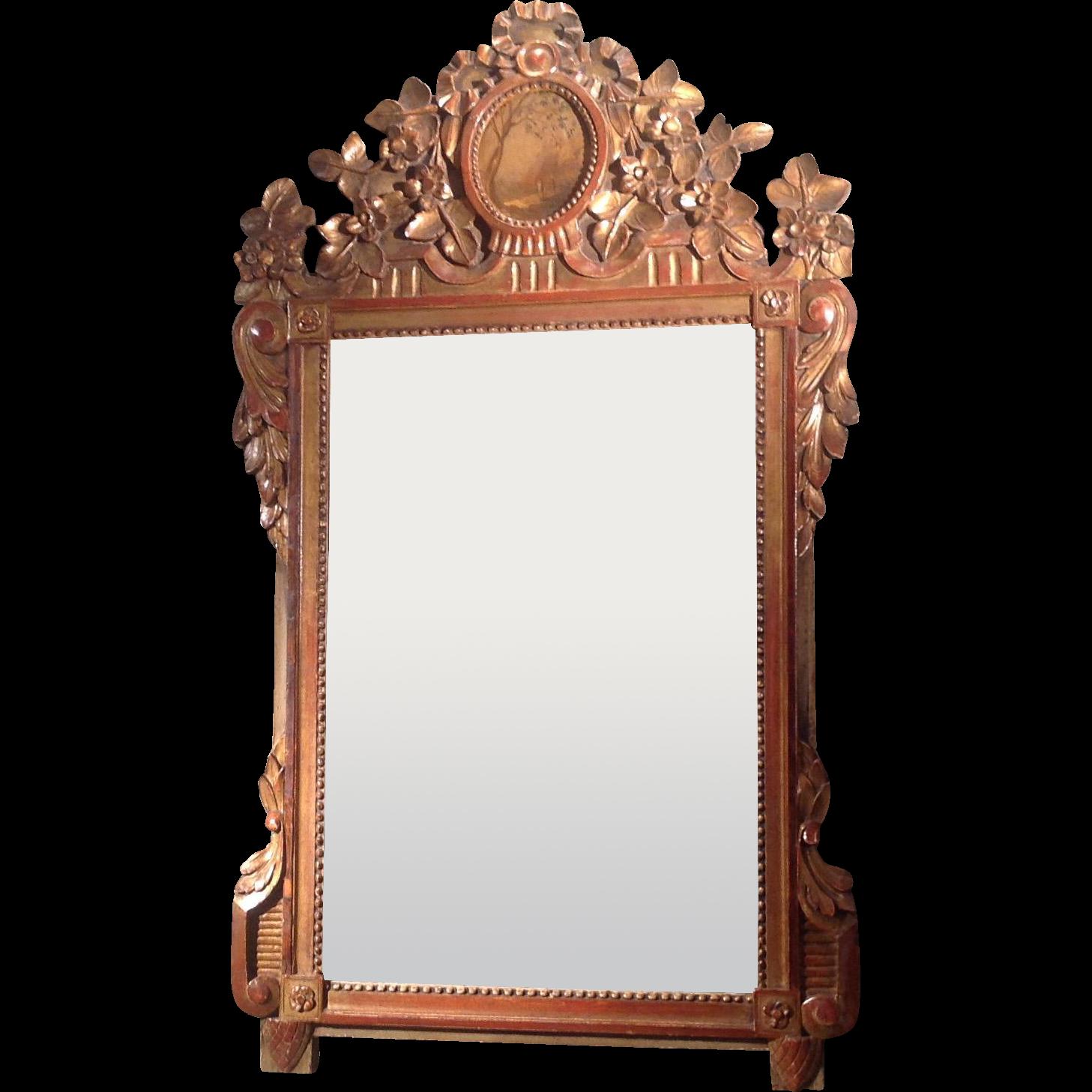 18th c. Italian Mirror