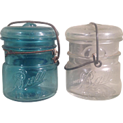 Early 20th c. American Fruit Jars