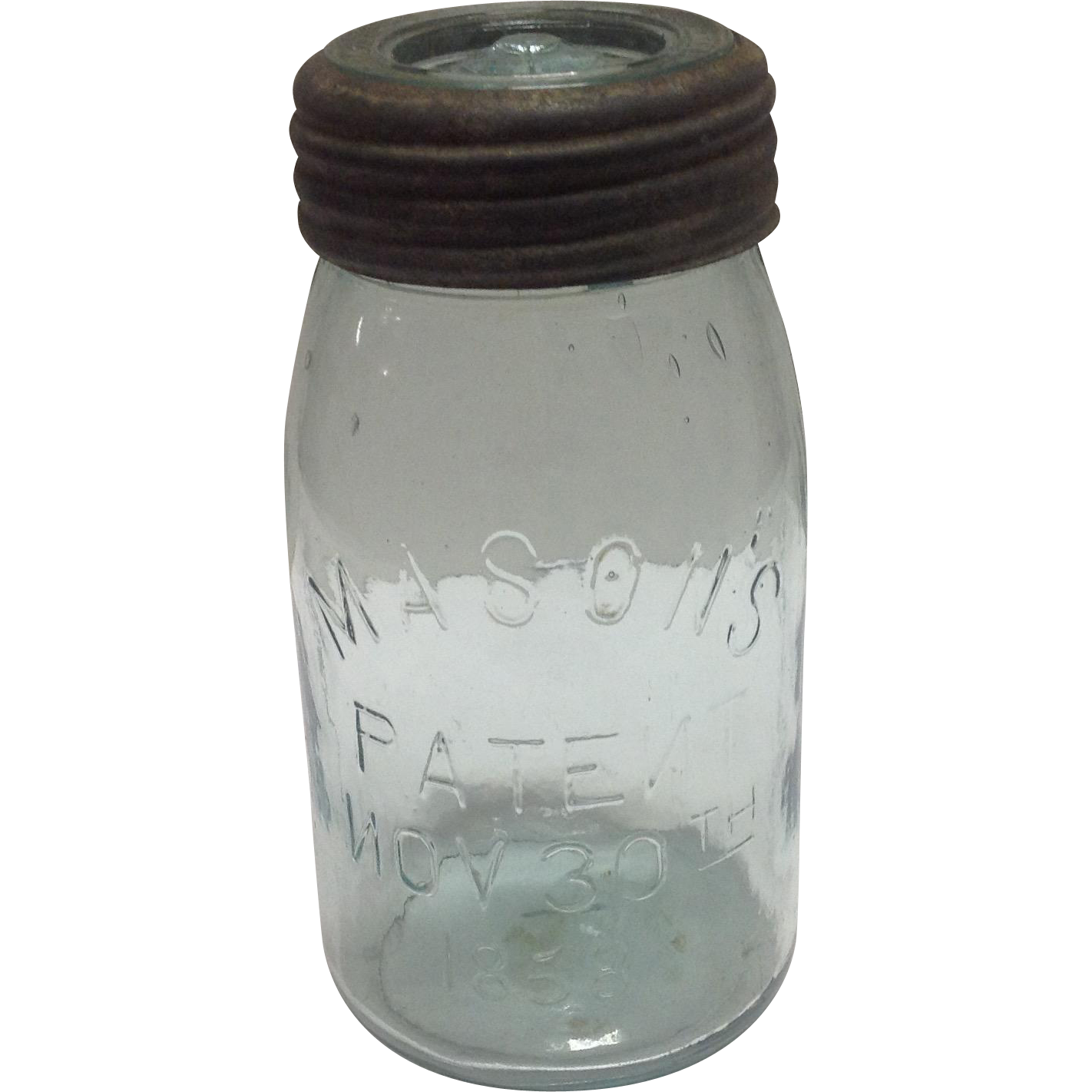 19th c. American Fruit Jar