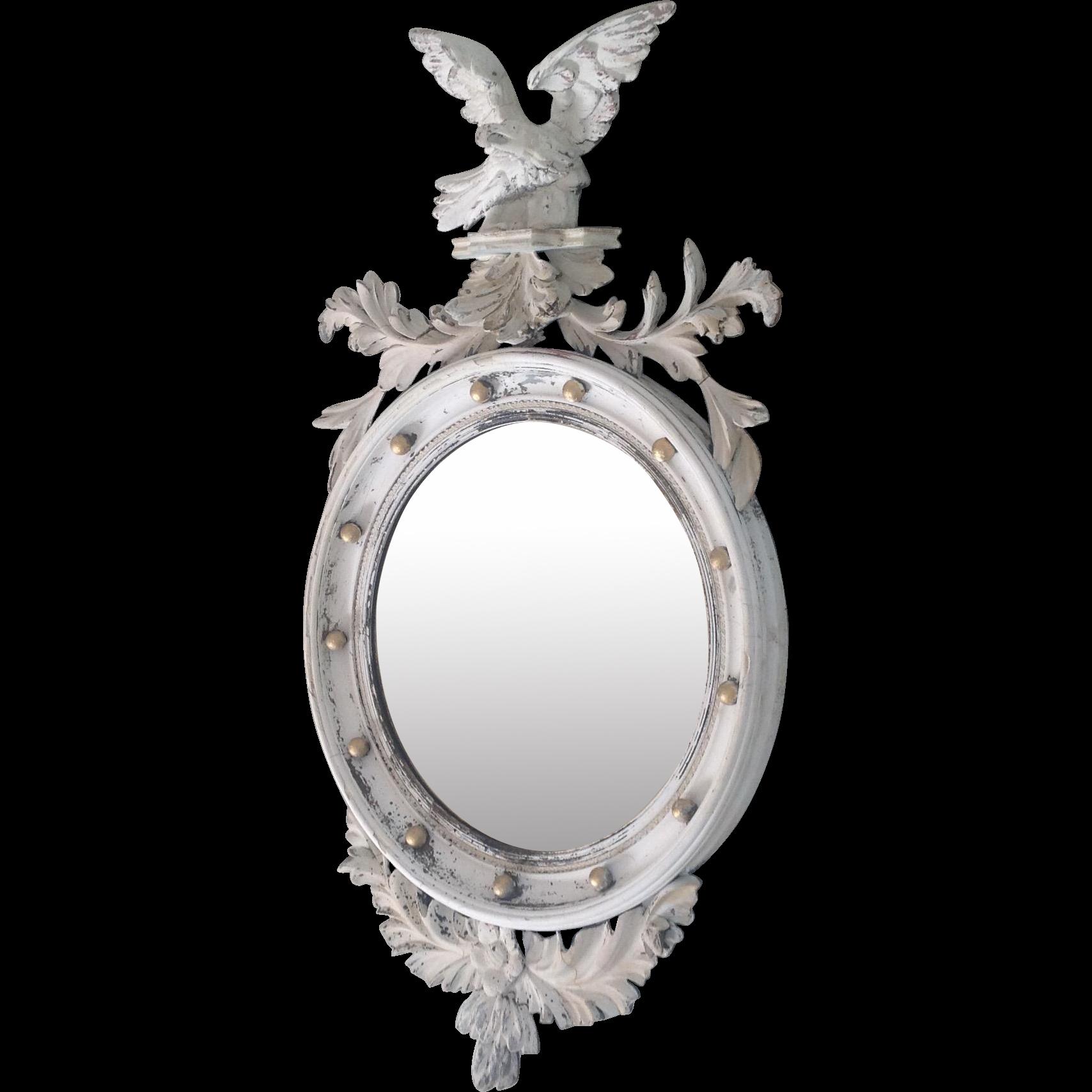 C.1890 English Mirror