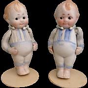 Twin Nippon Googlies  in PJ's