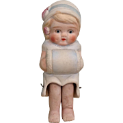 1920's Nippon All Bisque Doll