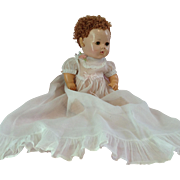 Vintage Batiste Baby Doll Gown for DyDee