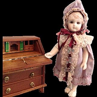 Dear Cathy Hansen French All Bisque Doll UFDC 2001