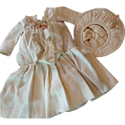 """Factory Original German Doll Dress and Hat for 23"""" Doll"""