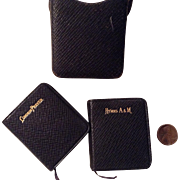 Early 20c. Set of Miniature Book of Common Prayer and Hymns