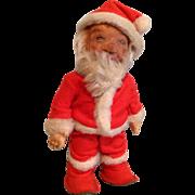 "Rare Smaller Steiff Santa in 8"" Size-1950s - Red Tag Sale Item"