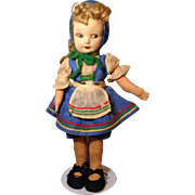 Vintage Norah Wellings Little Girl Doll