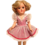 """Ideal Dress For 14"""" Toni Doll"""