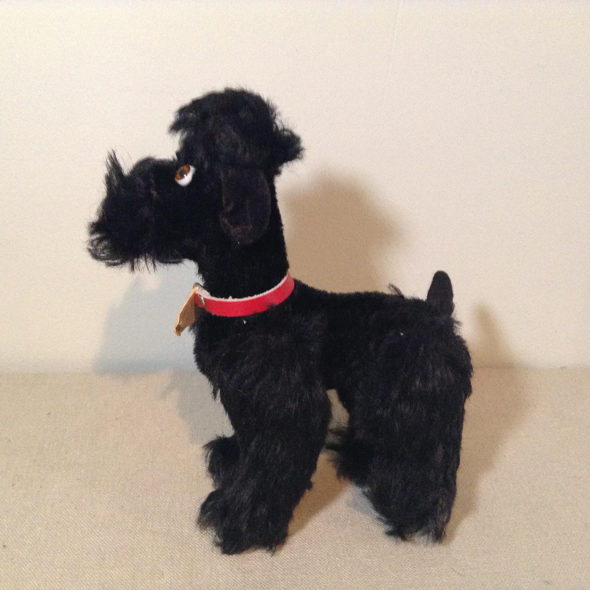 Steiff Snobby Poodle for your Doll Pet