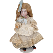 Early 20c. Mignonette #13 German Doll