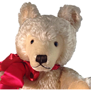 C. 1970 Large Steiff Teddy-Curly Mohair