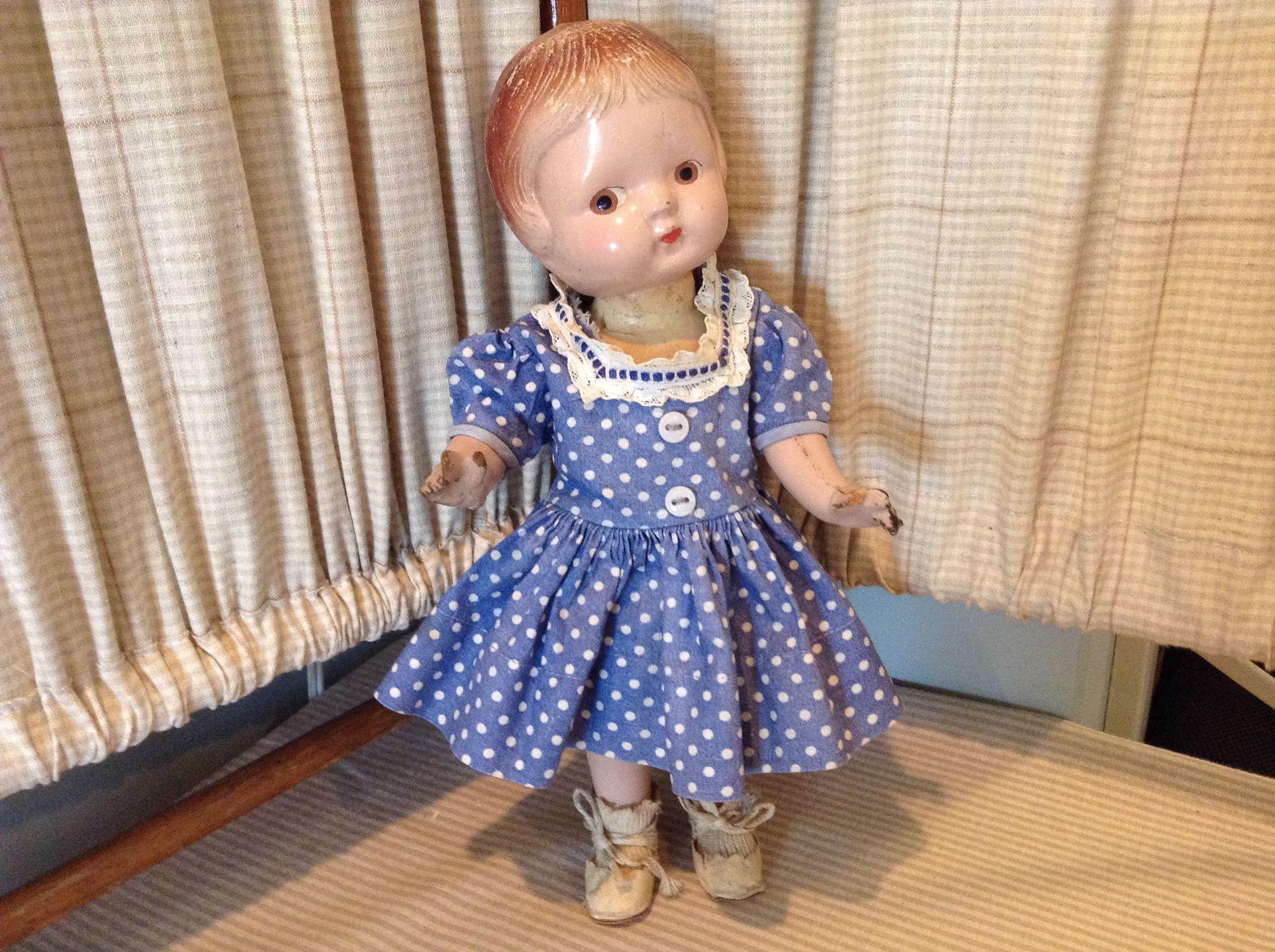 "11"" Patsy Junior Friend in Original Clothes"