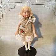 "True 1"" to 12"" Artist Doll House Doll"