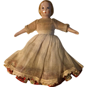 "Ruth Gibbs Blond 7"" Doll"